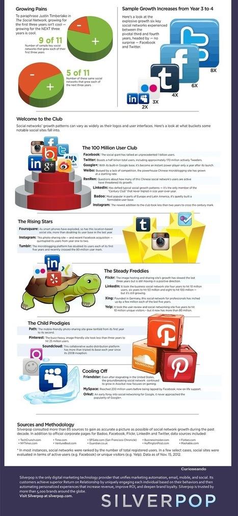 Redes sociales, las niñas prodigias de la internet en el 2012 ... | Impacto de la tecnologia | Scoop.it