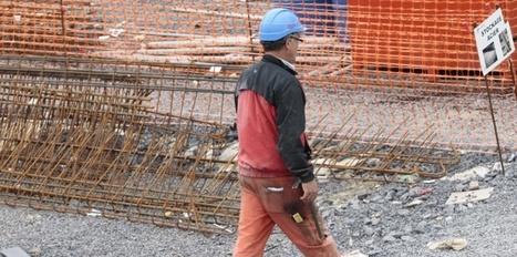La construction de logements s'enfonce dans le rouge | Le bon investissement immobilier | Scoop.it