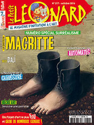 Le Petit Léonard N°217 - Octobre 2016 | L'ACTU du CDI | Scoop.it