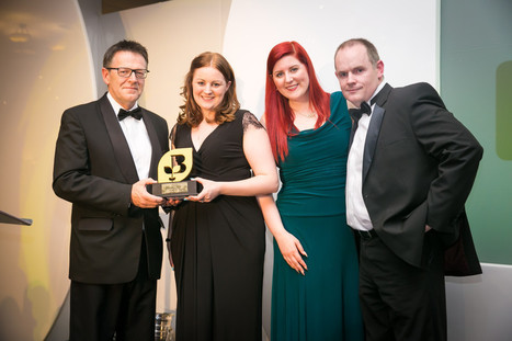 Winners of Staffordshire Business Awards - Staffordshire Chambers of Commerce | Glazing Architecture Construction | Scoop.it