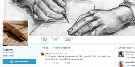 Ce mystérieux compte Twitter qui prédit l'avenir | Géopolitique de la Turquie | Scoop.it