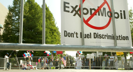 For their second act, Keystone killers tackle Exxon | Sustain Our Earth | Scoop.it