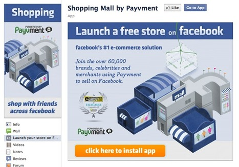 30 Top Facebook Apps for Business | Everything Facebook | Scoop.it