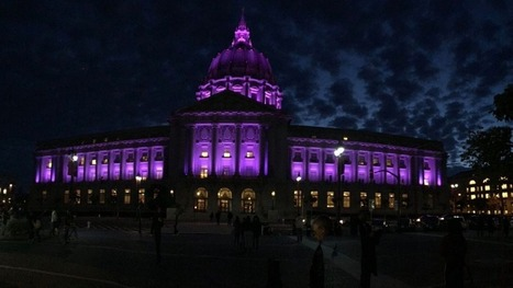 Monuments are lighting up purple to honor Prince | Hollywood Week | Scoop.it