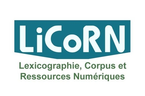 Journées internationales de linguistique de corpus : sept 2012, Bretagne | TELT | Scoop.it