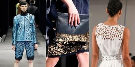 Accessories Magazine Trend Finder: heralds Lace Cut Outs  #lazercut | Ac-socialize | Scoop.it