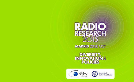 Radio Research ECREA 2015 se celebrará en Madrid | Ocendi | Radio 2.0 (Esp) | Scoop.it