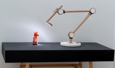 Clamp Lamp by Product Tank   IPPINKA   Good Designs   Scoop.it