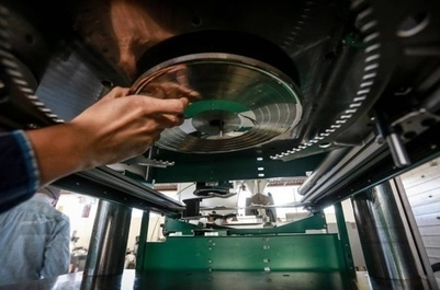 Canadian company designs new, faster record pressing method | DJing | Scoop.it