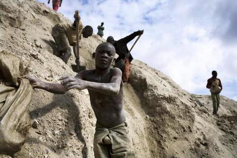 Embargo de Kinshasa sur les exportations de cuivre et de cobalt ... - RFI | kin shasa | Scoop.it
