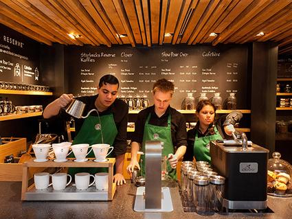 L'engagement des collaborateurs : un défi réussi pour Starbucks | Confiance Client, l'hebdo  ! | Scoop.it