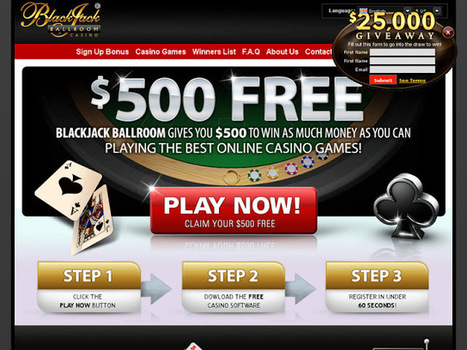 Online Blackjack Information - Rules, Tips, Strategy | Online Casino & Forex Trading | Play Roulette Online! | Scoop.it