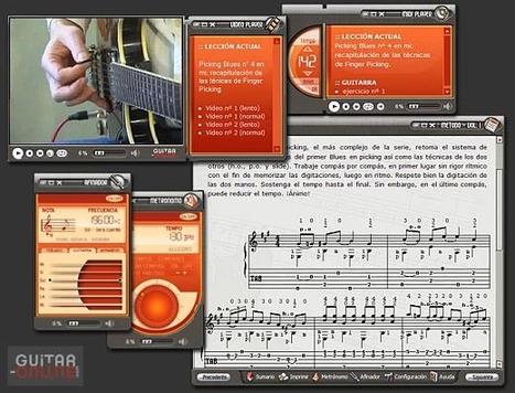 Método de Guitarra – Volume III para Nivel Avanzado | Métodos y Programas para aprender a tocar la Guitarra y la Música | Scoop.it