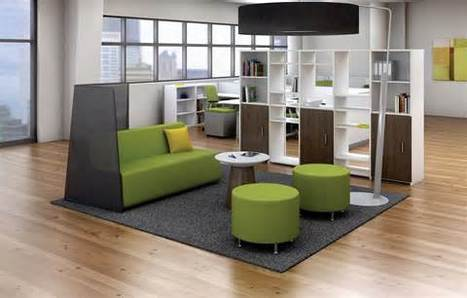 Ergonomics of trust: Does your office space foster productivity?   The Future of Work   Scoop.it