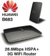 HUAWEI B683 -74V 3G UMTS HSPA + 28.8MBIT/S WIRELESS ROUTER 850/1900/1700 AWS   mobile  broadband   Scoop.it