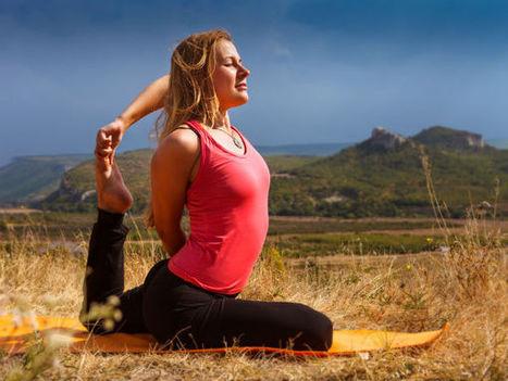 Health Benefits Of Deep Breathing - BoldSky | Nutrition Guide | Scoop.it