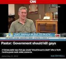 Unashamed, Pastor Uses Bible To Defend Call On Government To Kill Gays | Daily Crew | Scoop.it