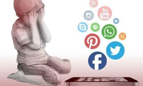 Qué pasa cuando la identidad digital de un menor la construyen sus padres | ciberpsicología | Scoop.it