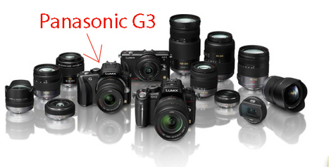 Is this the new Panasonic Lumix G3 camera? | Photography Gear News | Scoop.it