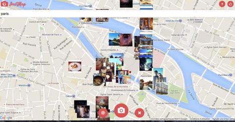 InstMap. Découvrez les photos Instagram prises autour de vous. | Les outils de la veille | Les outils du Web 2.0 | Scoop.it