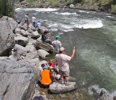 F&G seals deal on Little Salmon River access - The Idaho Statesman | Fish Habitat | Scoop.it