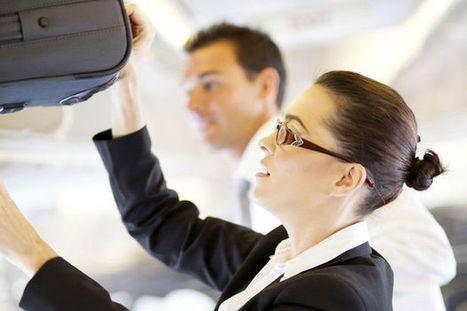 Voici la solution pour quitter un avion le plus efficacement possible | Tout sur le Tourisme | Scoop.it