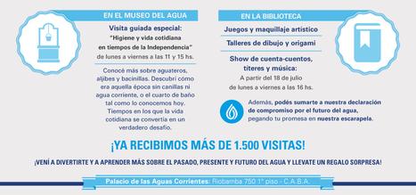 .: AySA - Agua y Saneamientos Argentinos S.A. :. | Profesión Palabra: oratoria, guión, producción... | Scoop.it