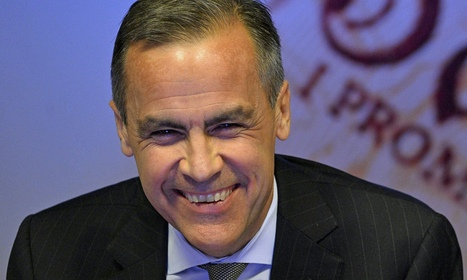Bank of England's method of setting interest rates needs reviewing | F585 | Scoop.it