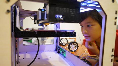 A Study of 3D in Education | STEM_et_all | Scoop.it