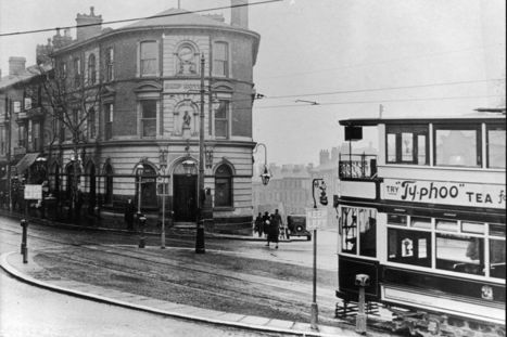 32 beautiful archive pictures of Birmingham's once-sprawling tram system | School News | Scoop.it