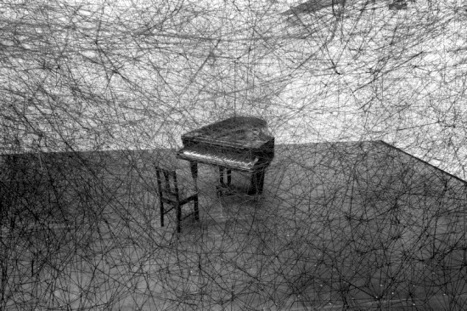 CHIHARU SHIOTA WORKS | Photographic Stories | Scoop.it