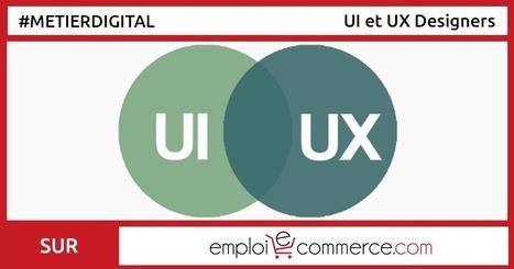 UI Designer et UX Designer : Quelles différences ? | Nouveaux territoires du marketing | Scoop.it