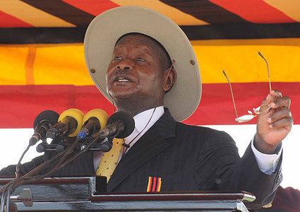 Focus will be on homesteads, infastructure in 2014 - Museveni | Geography in the news | Scoop.it