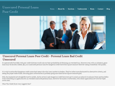 Unsecured Personal Loans Poor Credit   Unsecured Personal Loans Poor Credit - Personal Loans Bad Credit Unsecured   Scoop.it