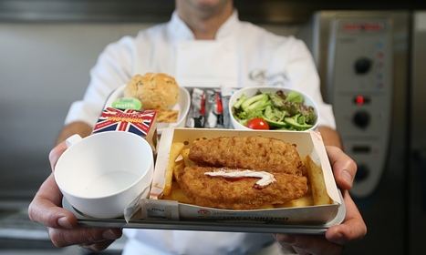 In-flight meals take off as airlines give more thought to food | EcoFriendlyFlying | Scoop.it