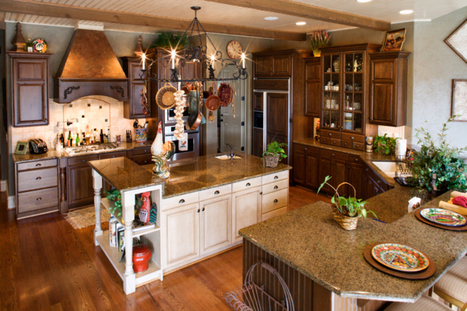 Always Loved to Cook Just Never Had the Kitchen? - H2 Design and Development Corp | H2 Design and Development Corp | Scoop.it