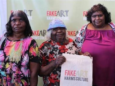 War declared on fake Indigenous art | Australian Indigenous Education - Centre for Aboriginal Studies | Scoop.it