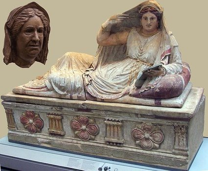 Tanaquil, reina etrusca de Roma   LVDVS CHIRONIS 3.0   Scoop.it