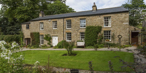 The cottage where Sherlock Holmes was born is now up for sale | Doyleockian | Scoop.it