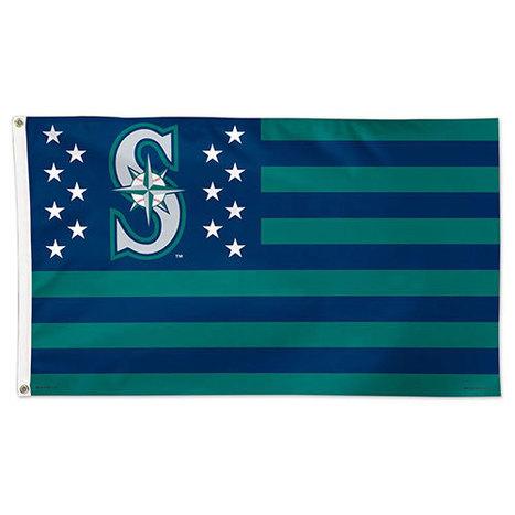 Seattle Mariners 3x5 Flag - Stars & Stripes | Seattle Sports Teams | Scoop.it