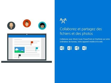 OneDrive : le système de partage des fichiers évolue - CNET France | Entreprise 2.0 -> 3.0 Cloud-Computing Bigdata Blockchain IoT | Scoop.it