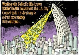 Politics are Real: LA on Brink of Bankruptcy | Littlebytesnews Current Events | Scoop.it