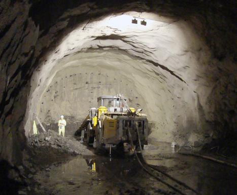 » Construcción de túneles mediante el Nuevo Método Austriaco | Víctor Yepes Piqueras | Scoop.it