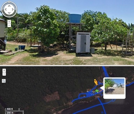 TechCrunch   Google's Amazon Rainforest Street View Ready For You To Explore   Educational technology   Scoop.it