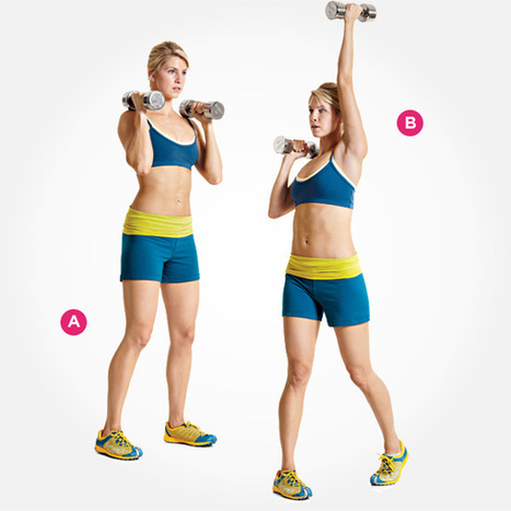 4 Exercises for Looking HOT in Your Holiday Par...   Health and Fitness   Scoop.it