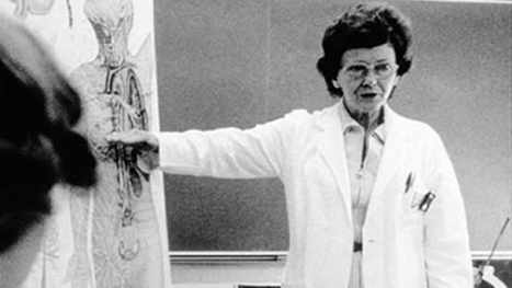 How Vera Peters revolutionized treatments for Hodgkin's, breast cancer | HealthcareToday | Scoop.it