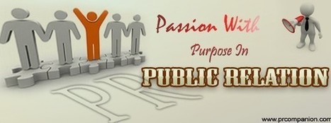 Passion With Purpose In Public Relation | 25 Ways for Branding Your Company & To Increase Your Name Recognition | Scoop.it