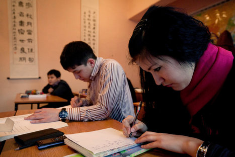 Becoming 'Asia Literate': Learn Chinese, but Don't Stop There - New York Times | Literacy | Scoop.it