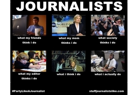 Journalists | What I really do | Scoop.it