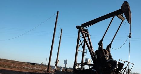 Crashing oil prices decimate Texas boomtowns | Texas Coast Real Estate | Scoop.it